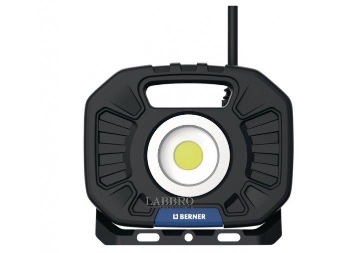 Berner COB LED reflektor nové generace 25 W