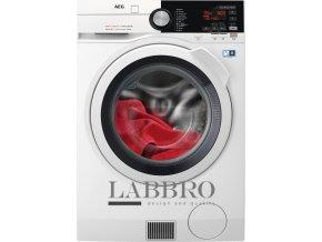 pračka se sušičkou aeg L9WBE49W 7