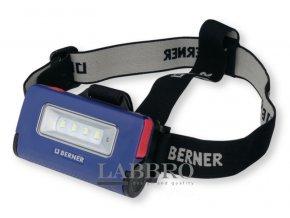 Berner čelová svítilna