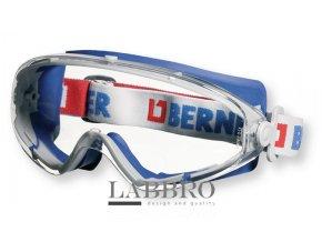 Berner Ochranné brýle Profi 1 s plným výhledem 1