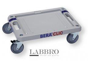 Berner přepravní plošina Bera Clic na kufry