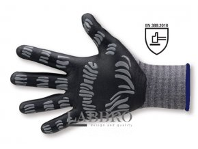 ochranné rukavice Flexus wave velikost 11