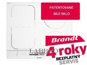 Varná deska Brandt BPI9449W - horiZone  + 4 roky bezplatný servis + sleva po přihášení 5%