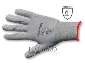 Berner pracovní rukavice velikost 7