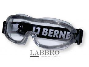 Ochranné brýle Compact s plným výhledem Berner