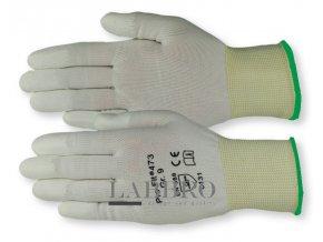 Berner pracovní rukavice jemné velikost 7