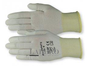 Berner pracovní rukavice jemně pletené velikost 7