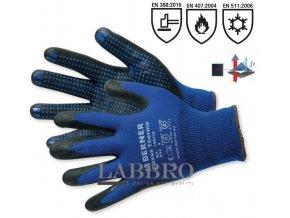 Berner termo pracovní rukavice 9