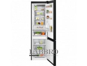 Electrolux LNT7ME34K1 kombinovaná chladnička s mrazákem dole