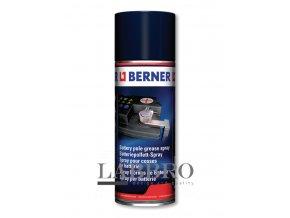 Ochranný sprej na póly baterií Berner