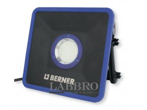 Berner LED reflektor Black Slim Plus