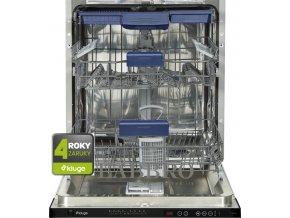 vestavná myčka kluge KVD6011P plně integrovaná 1