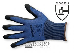 Berner rukavice odolné proti proříznutí velikost 9
