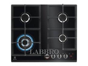 černá Varná deska Electrolux KGG64365K plynová 1