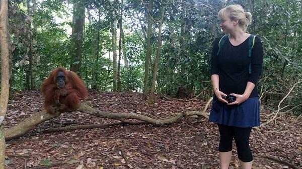 Indonésie - Bukit Lawang a národní park Gunung Leuser, proč si ho nenechat ujít