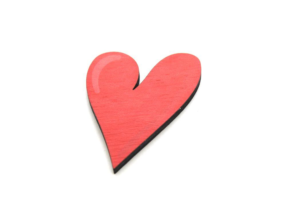 Brož srdce