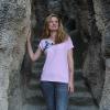 Růžové tričko city ledňáček