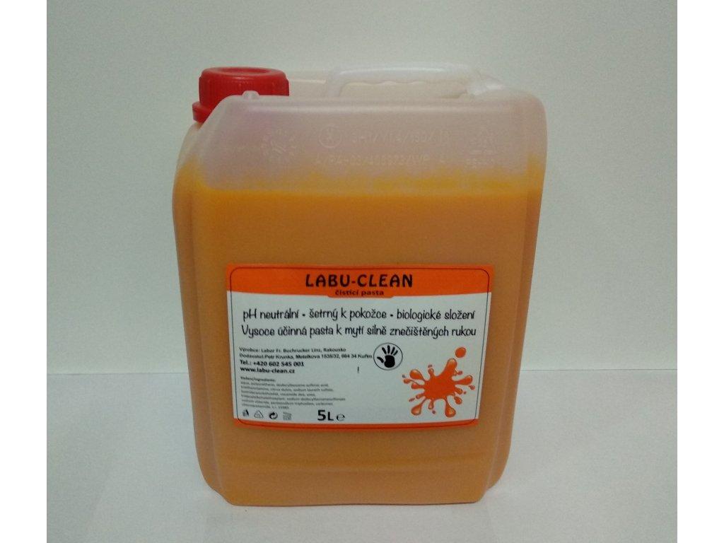 Čistící pasta Labu Clean 5l