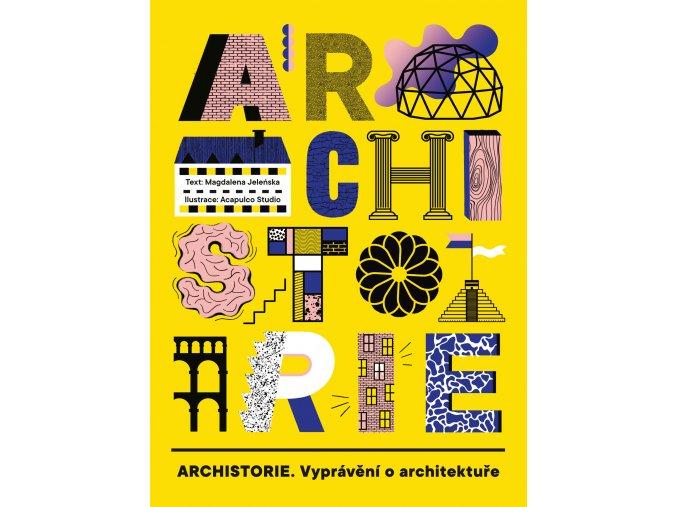 Archistorie Labyrint obalka