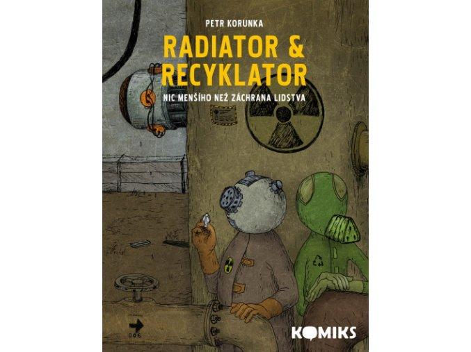 radiator & recyklator 1