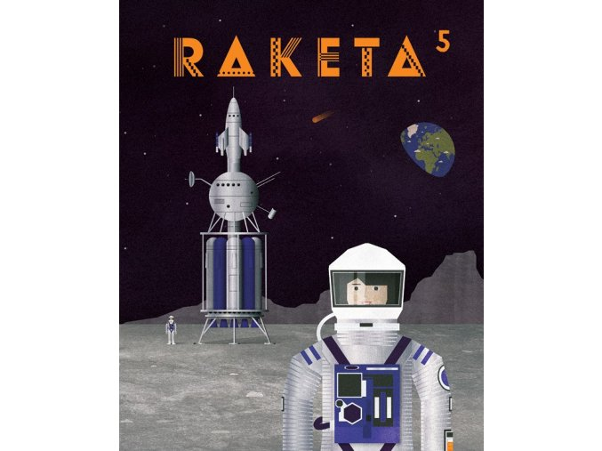 RAKETA 05 / Vesmír