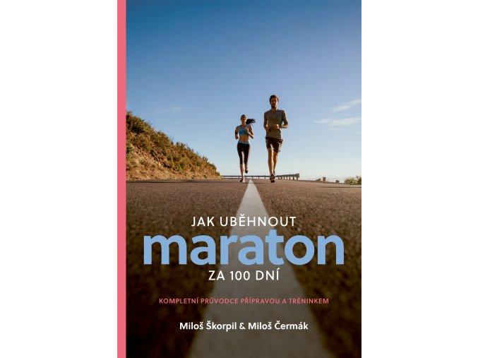 Maraton za 100 dni obalka