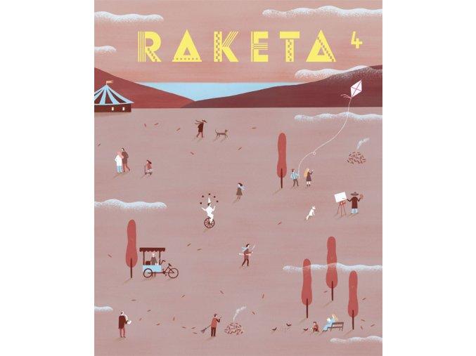 RAKETA 04 / Náladové číslo / poslední kusy