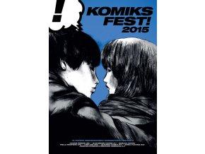 KomiksFest! 2015 - katalog