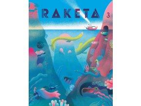RAKETA 03 / pod hladinou