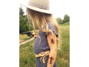 Kresky - kovbojské tetovačky