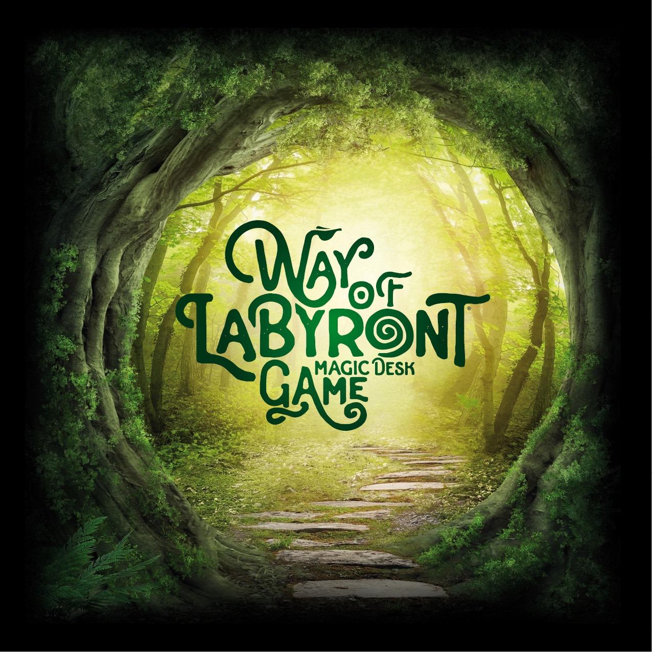 Labyront-světlo a tma