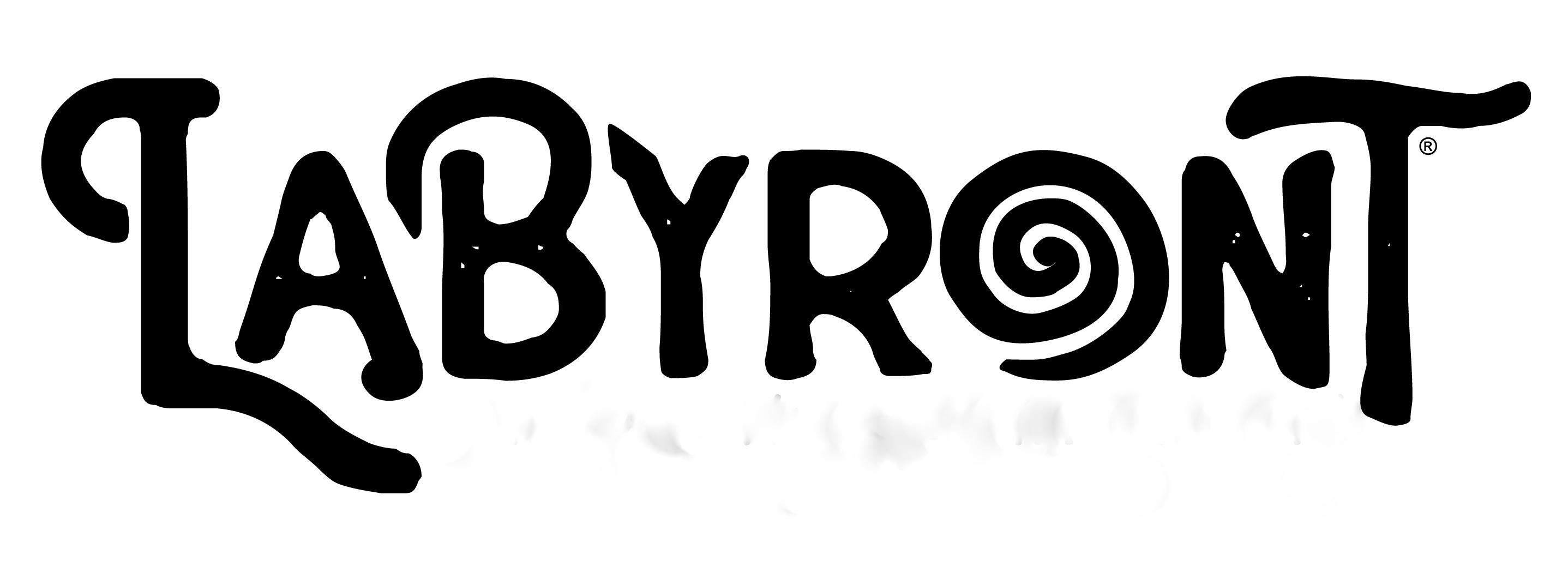 Logotyp_Labyront_basic_ciste02