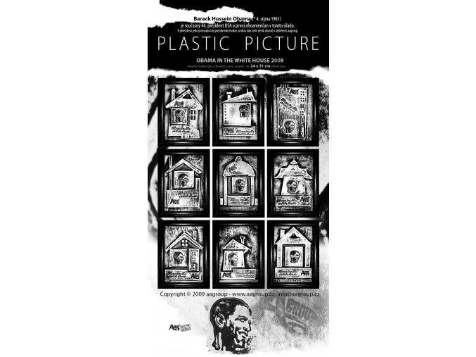 OBAMA serie plastic