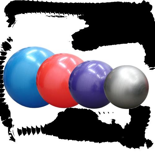 Jak vybrat gymnastický míč