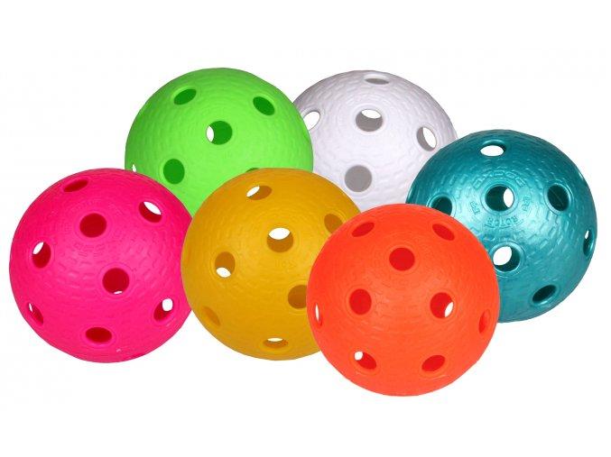 Florbalový míček Rotor