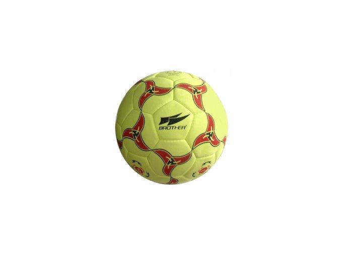 Fotbalový míč halový plstěný - hladký, vel. 5