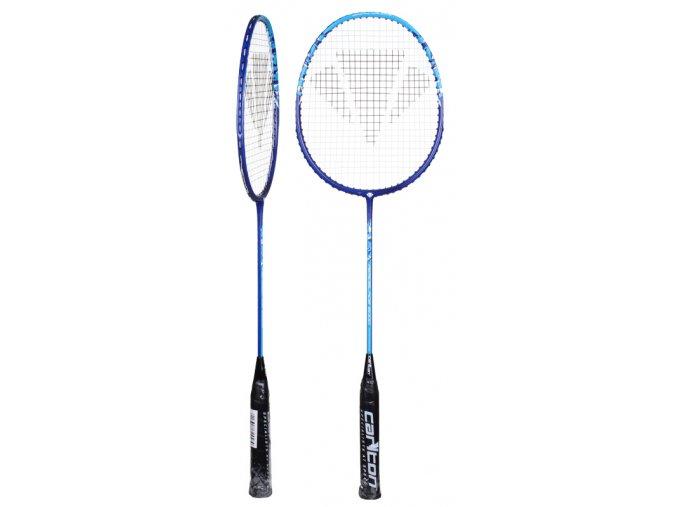 Badmintonová raketa Aeroblade 5000 blue