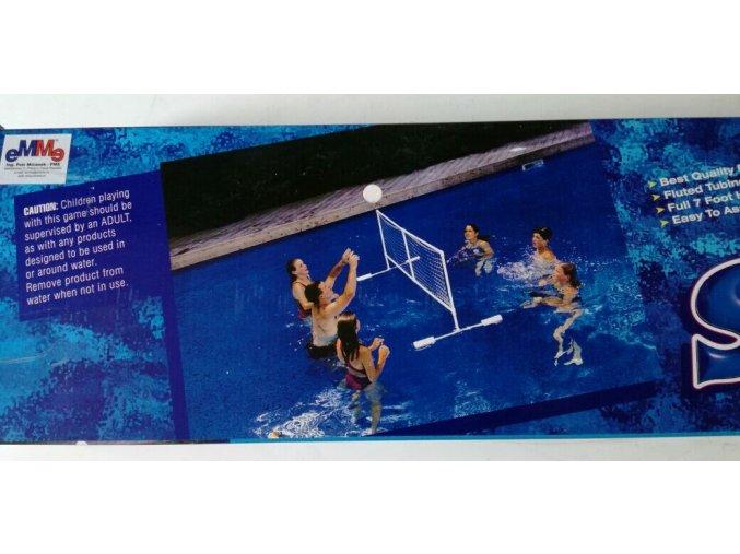 Bazénový volejbal EMME