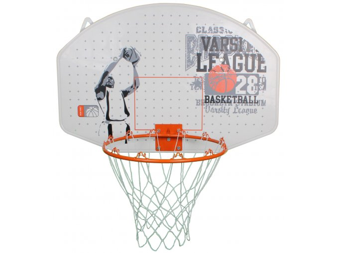 Basketbalový koš s deskou League