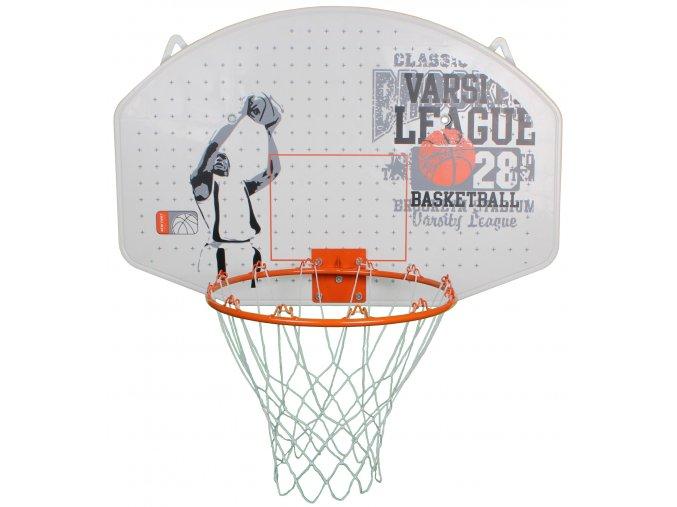 Basketbalový koš s deskou League