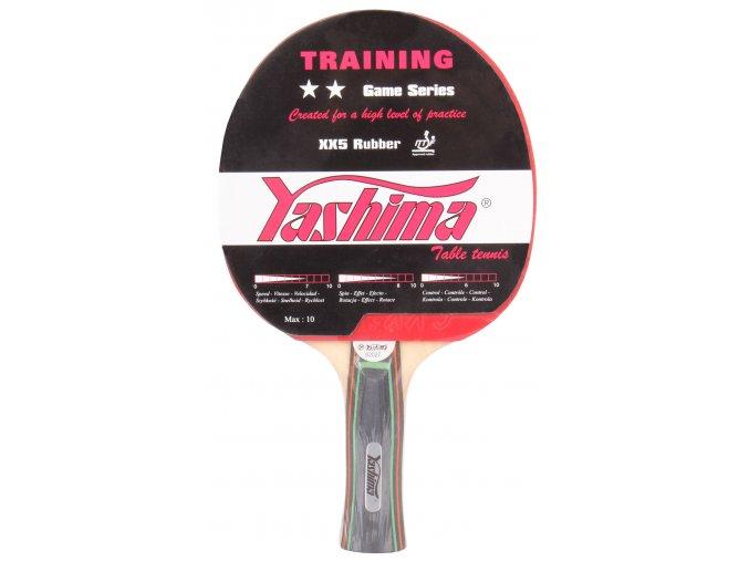 Pálka na stolní tenis Yashima XX5 Rubber