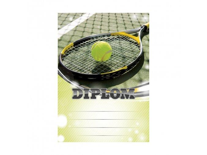 Diplom tenis 6617