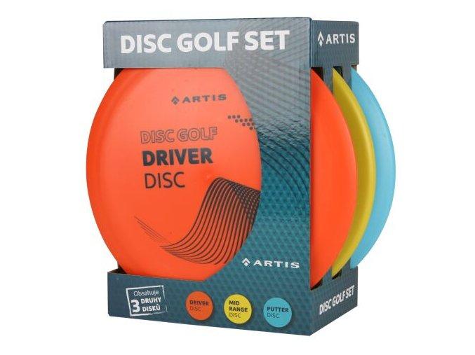 disc golf set new