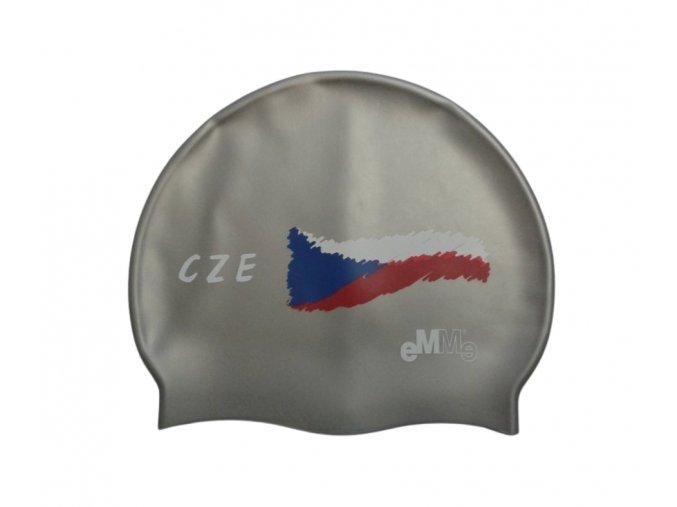 plavecka cepice czech flag