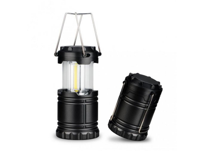 1 cvlife 300 lumens camping lantern cob led light flashlight portable outdoor lighting collapsible lamp upgrade version