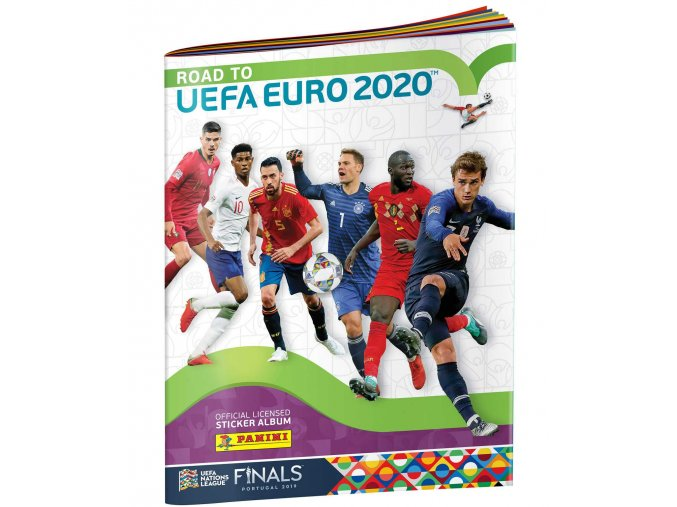 ROAD TO EURO 2020 album a99931577 10374