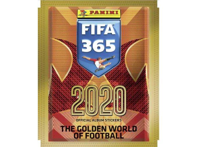 PANINI FIFA 365 2019 2020 samolepky a104549138 10374
