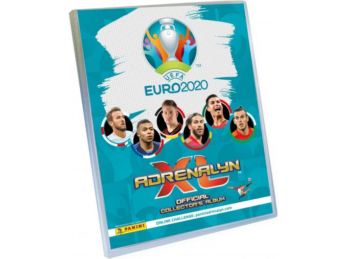 EURO 2020 ADRENALYN binder a106712726 10374