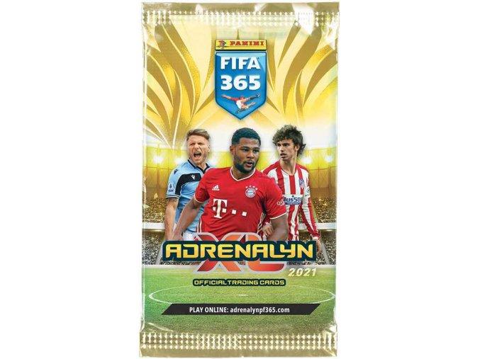 PANINI FIFA 365 2020 2021 ADRENALYN karty