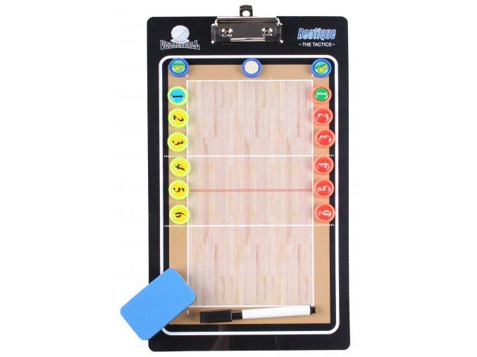 trenerska tabule volejbal rx93